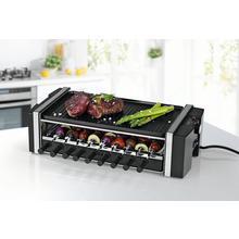 Raclette-grill-teppanyaki 3-in-1 GOURMETMAXX