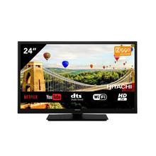 Smart led-tv 60 cm HITACHI 24HE2100