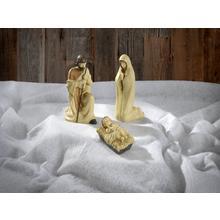 Figurines pour crèche de Noël