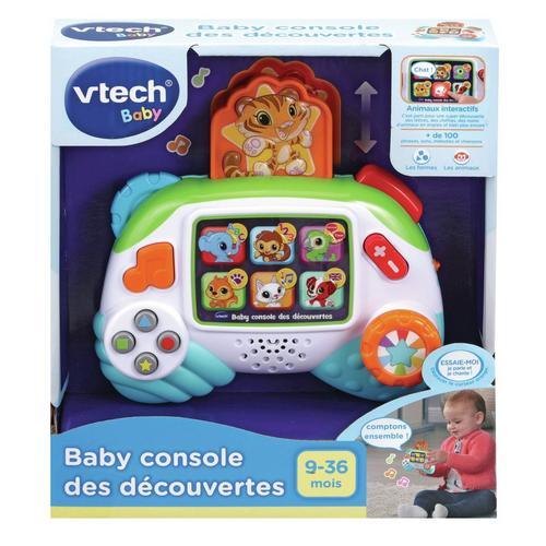 Console des découvertes VTECH BABY