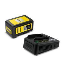 Kit de démarrage KÄRCHER avec batterie 18 V et chargeur rapide 18 V