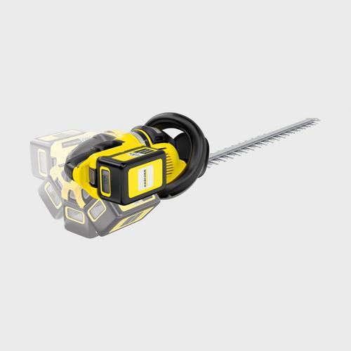Taille-haie sans fil KÄRCHER HGE 36-60 + batterie et chargeur rapide