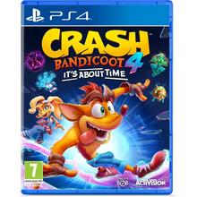 Jeu Crash Bandicoot™ 4: It's About Time pour PS4