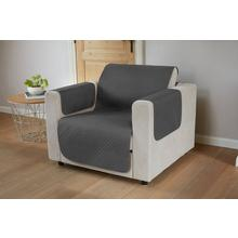 Protège-fauteuil Bicolore