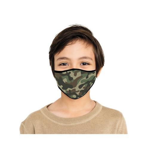 Lot de 2 masques buccaux pour garçons