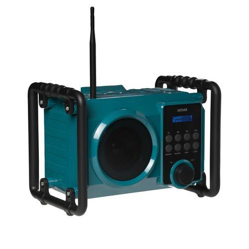 Radio DAB+/FM DENVER WRD-50