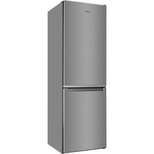 Combiné réfrigérateur congélateur WHIRLPOOL W5 721E OX 2