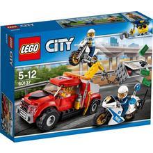LEGO City La poursuite du braqueur - 60137