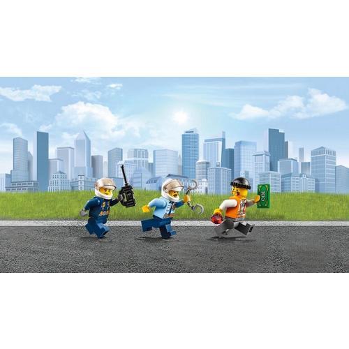 LEGO City Politie Sleeptruck Probleem - 60137