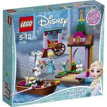 LEGO Disney Les aventures d'Elsa au marché - 41155