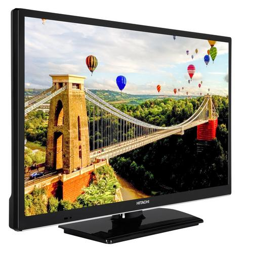 Smart led-tv 61 cm HITACHI 24HE2000