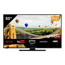 Ultra HD/4K smart led-tv 126 cm HITACHI 50HAK6152