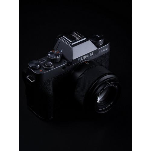 Fototoestel FUJIFILM X-T200 + vlogger kit