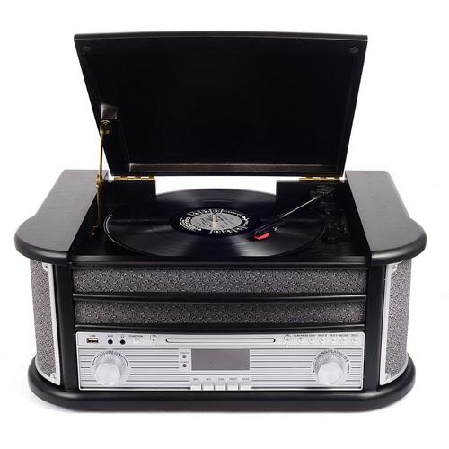 Retro music center DENVER MRD-51BLACK met DAB+