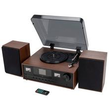 Music center rétro DENVER MRD-52DARKWOOD met DAB+