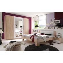 Complete slaapkamer Malmedy + bodem + matras