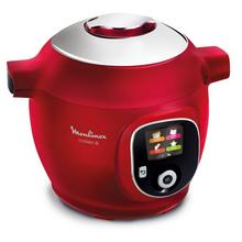 Multicuiseur Cookeo+ Red MOULINEX CE85B510