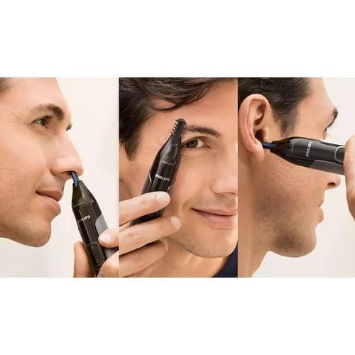 Trimmer voor neus, oren en wenkbrauwen PHILIPS NT3650/16