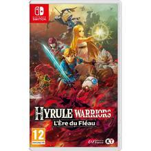 Jeu Hyrule Warriors : L'Ère du Fléau pour Nintendo Switch