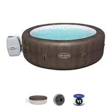 Jacuzzi gonflable Lay-Z-Spa St-Moritz AirJet BESTWAY 60023