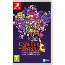 Jeu Cadence Of Hyrule pour Nintendo Switch