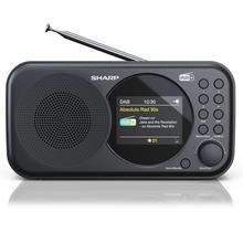 Draagbare DAB-radio SHARP DR-P320