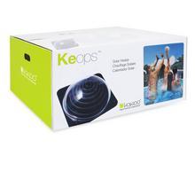 Chauffage solaire Dôme Keops™ KOKIDO K835CBX/RV