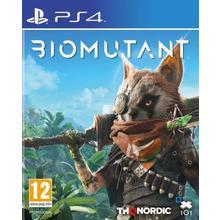 Spel Biomutant voor PS4