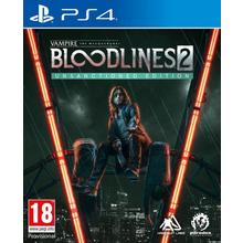 Spel Vampire The Masquerade: Bloodlines 2 Unsanctioned Edition voor PS4