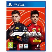 Spel F1 2020 voor PS4