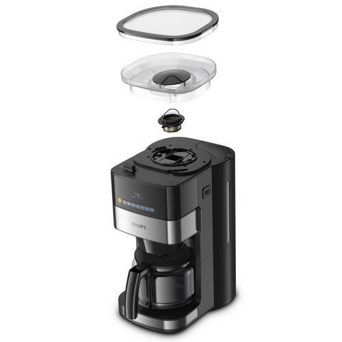 Grind & Brew koffiemachine  KRUPS KM832810