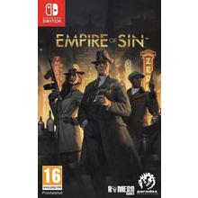 Jeu Empire of Sin pour Nintendo Switch