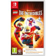 Jeu LEGO® The Incredibles pour Nintendo Switch (code in a box)