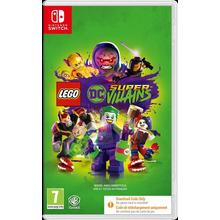 Jeu LEGO® DC Super Villains pour Nintendo Switch (code in box)