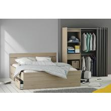 Chambre à coucher 2 personnes + sommier