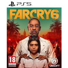 Jeu Far Cry 6 pour PS5