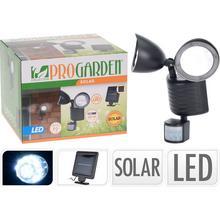 Double lampe solaire avec détecteur de mouvement