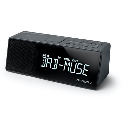 Bluetooth DAB+ wekkerradio MUSE M-172 DBT