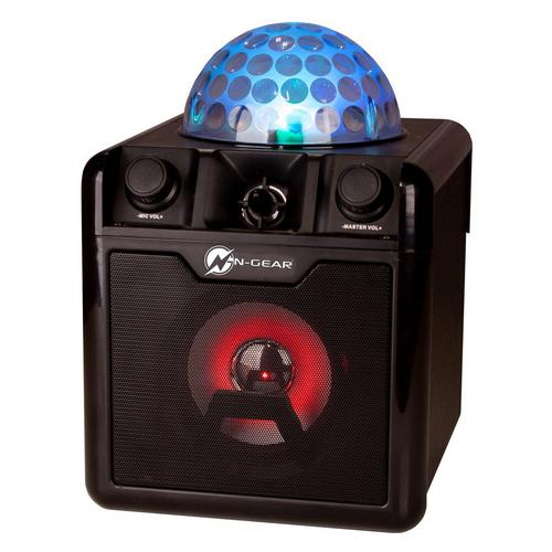 Draagbare speaker N-GEAR Disco Block 410