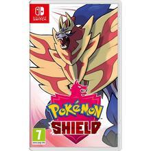 Spel Pokémon Shield + uitbreidingspas voor Nintendo Switch