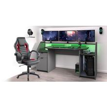 Gaming bureau + bureaustoel