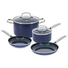 Batterie de cuisine 4 pièces Blue Diamond