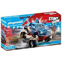 PLAYMOBIL® 70550 Stuntshow Monster truck de cascade Requin