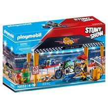 PLAYMOBIL® 70552 Stuntshow Atelier de réparation