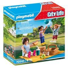 PLAYMOBIL® 70543 Maman et enfants avec pique-nique