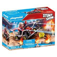 PLAYMOBIL® 70554 Stuntshow Brandweerkart