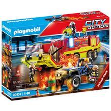 PLAYMOBIL® 70557 Brandweer met brandweerwagen