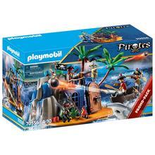PLAYMOBIL® 70556 Île au trésor des pirates