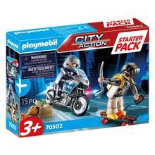 PLAYMOBIL® 70502 Starterpack Politie uitbreidingsset