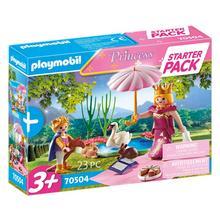 PLAYMOBIL® 70504 Starter Pack Reine et enfant